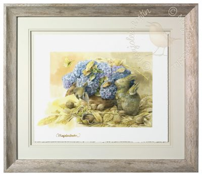Under the Walnut Tree – Limited Edition Art Image