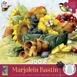 Marjolein Bastin's Fall Harvest Puzzle from Ceaco