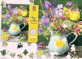 New Marjolein Bastin Puzzles from Ceaco