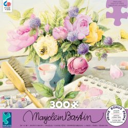 Marjolein Bastin's 300 Piece Puzzle from Ceaco