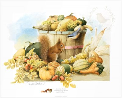 Autumn Snacks - Limited Edition Paper