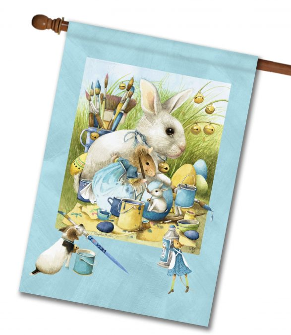 Easter Flags from Flagology