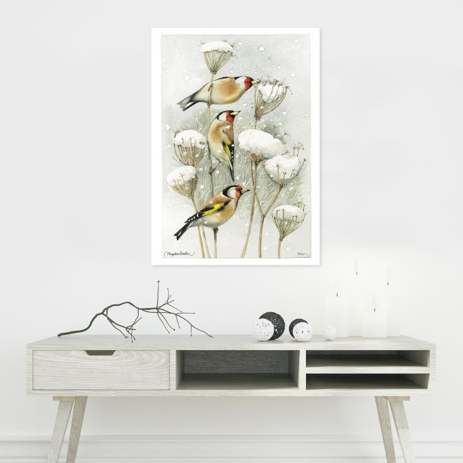 Trend Setters Ltd's MightyPrint™ featuring Marjolein Bastin Art