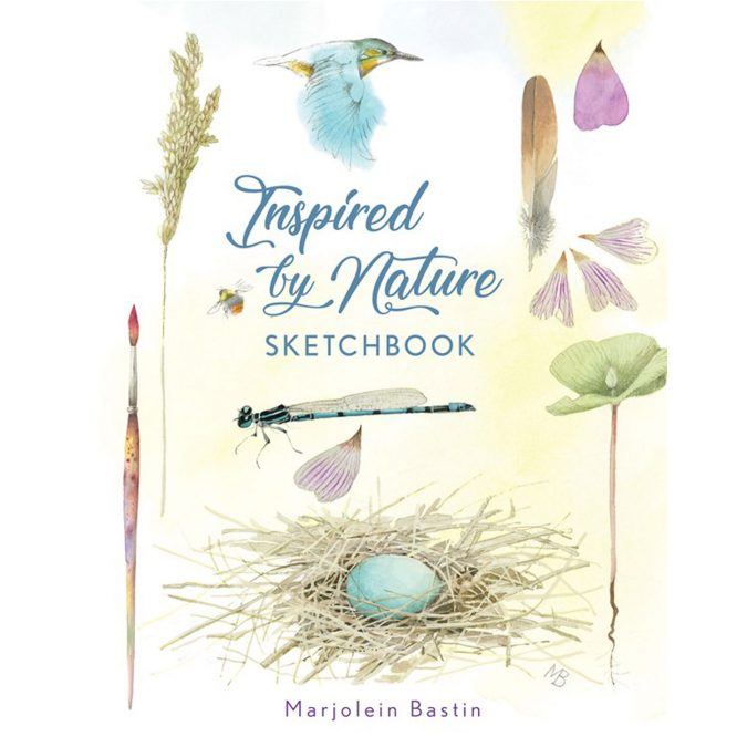 Andrews McMeel Inspired by Nature sketchbook