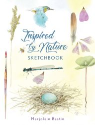 Marjolein Bastin's Inspired by Nature Sketch book