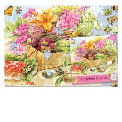 Marjolein Bastin's 300 Piece Summer Flower Puzzle from Ceaco