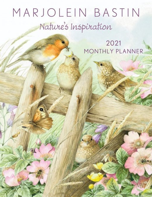 2021 Large Monthly Planner