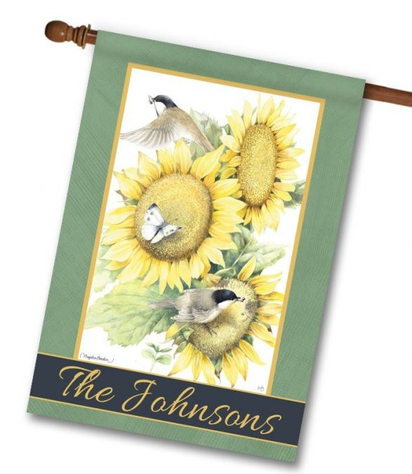 Personalized House and Garden Flags
