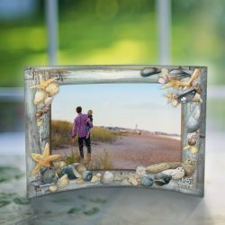 Personalized Photo Shell Frame